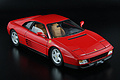 Ferrari 348 tb von Hot Wheels Elite, 1:18