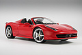 Ferrari 458 Spider von Hot Wheels Elite, 1:18