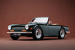Triumph TR6 von LS Collectibles, 1:18